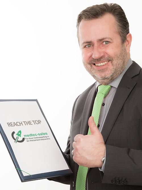 Andreas Baldauf - Medtec-Sales